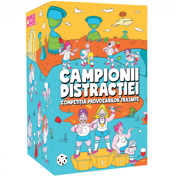 Joc Campionii Distractiei 0