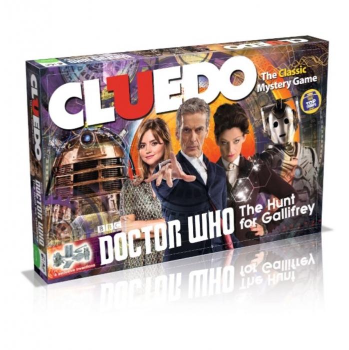 Joc Cluedo - Doctor Who 0