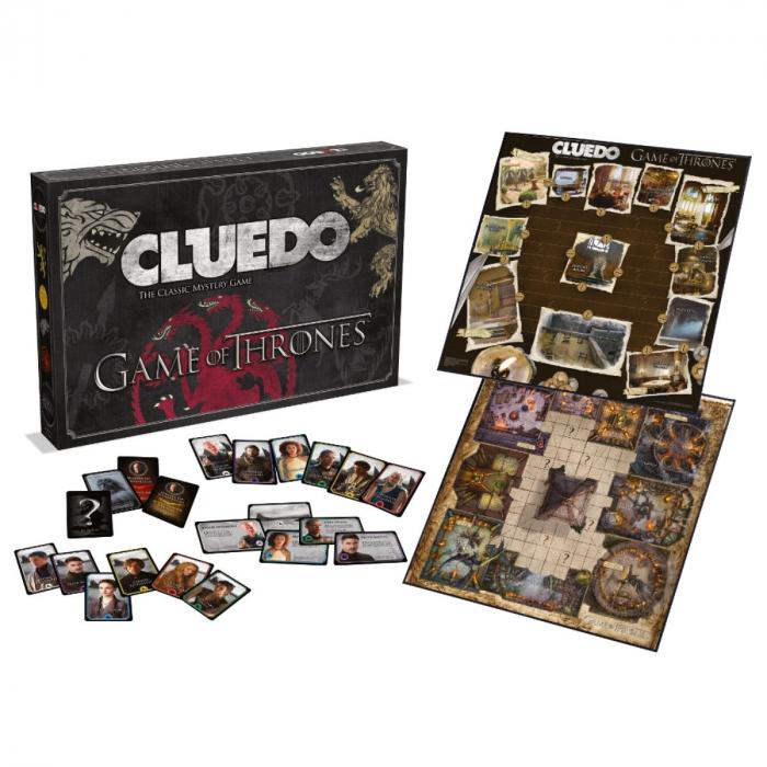 Joc Cluedo - Game of Thrones 3