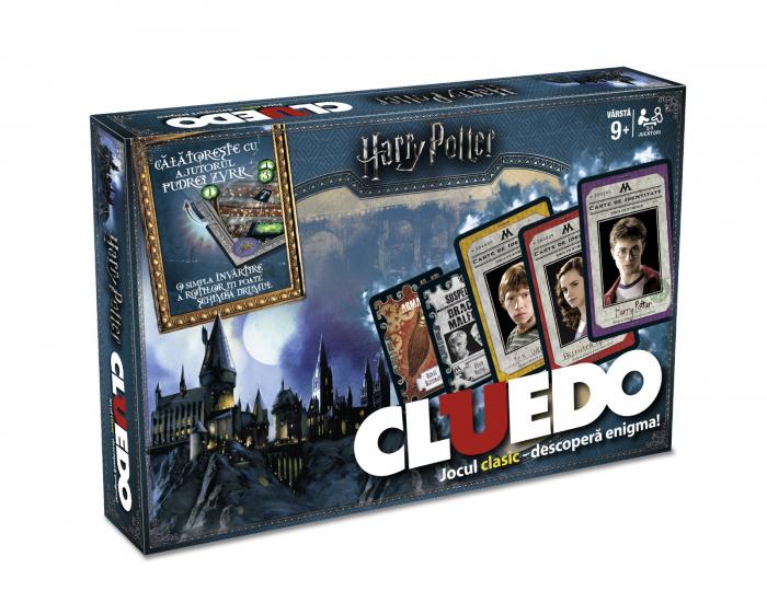 Joc Cluedo - Harry Potter 0