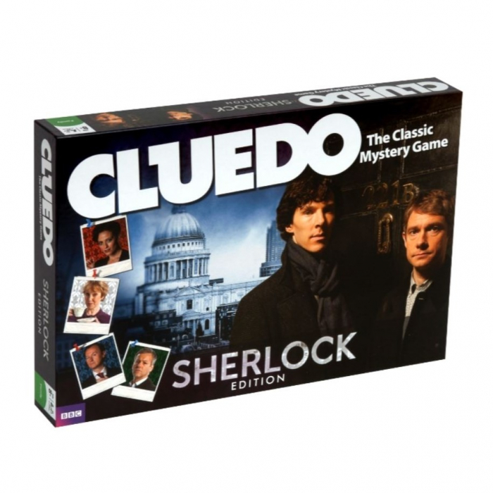 Joc Cluedo - Sherlock