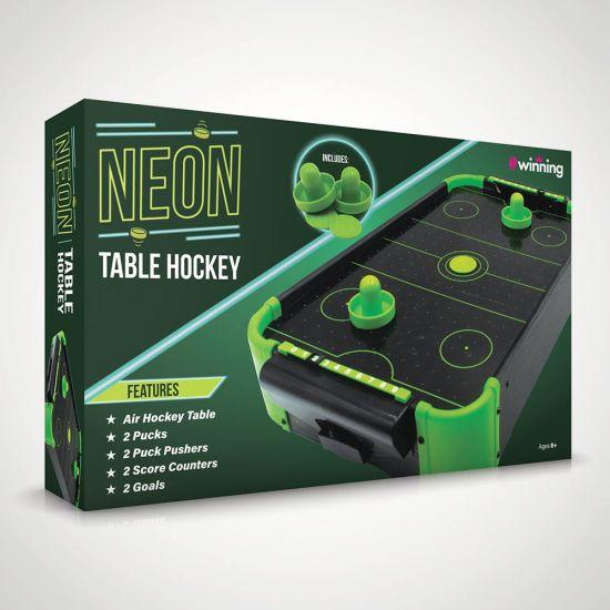 Joc de birou Air Hockey Neon 1