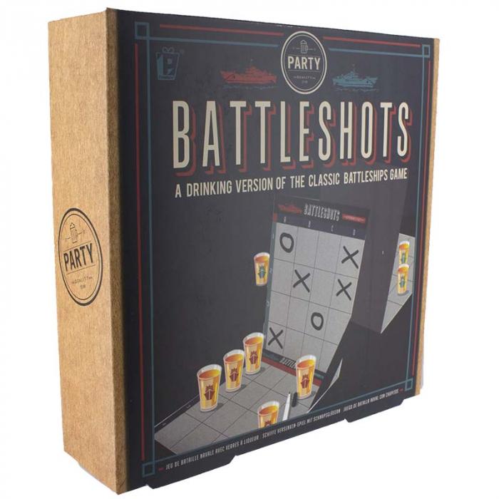 Joc de petrecere Batalia Shot-urilor 1