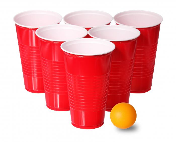 Joc de petrecere - Beer Pong