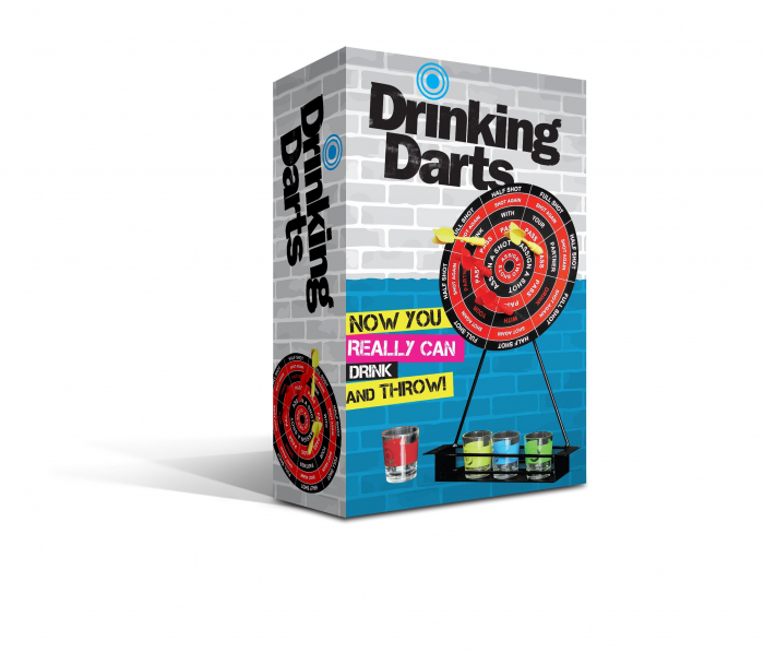 Joc de petrecere - Darts cu shoturi [1]