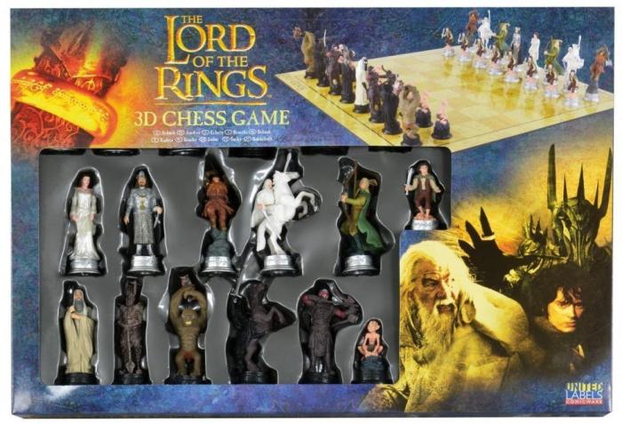Joc de sah Lord of the Rings 0