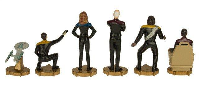 """Joc de sah """"Star Trek"""" 2"""