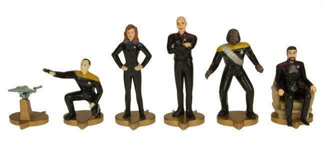 """Joc de sah """"Star Trek"""" 4"""