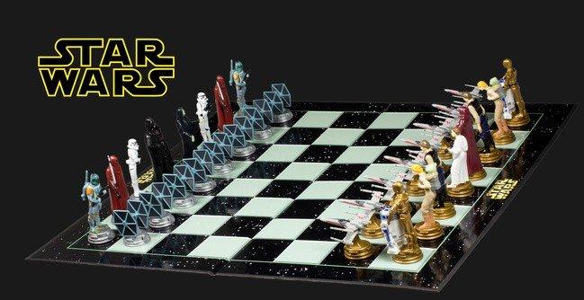 "Joc de sah ""Star Wars"" [0]"