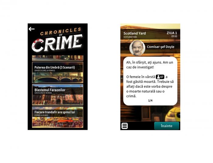 Cronicile Crimei (RO) - Joc de Investigatie Interactiv [8]