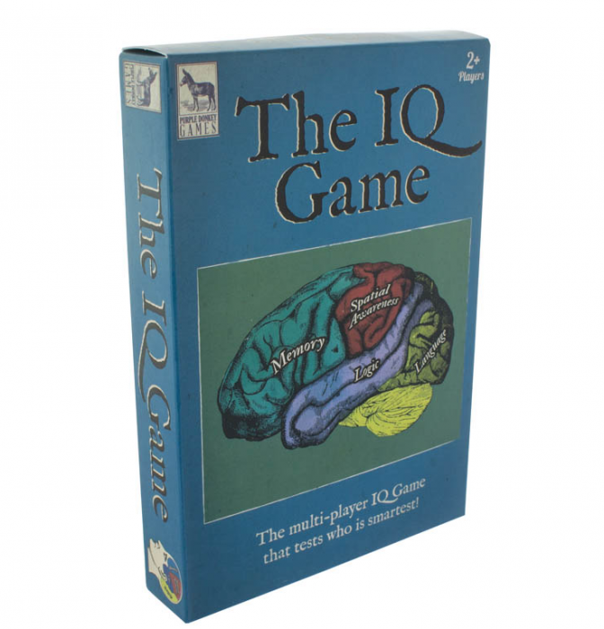Joc de societate IQ Game 2
