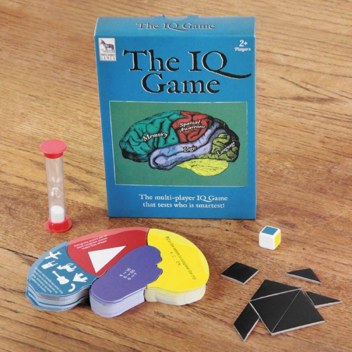 Joc de societate IQ Game 0