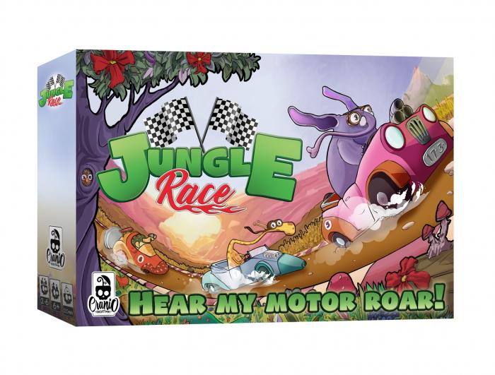 Joc Jungle Race 0