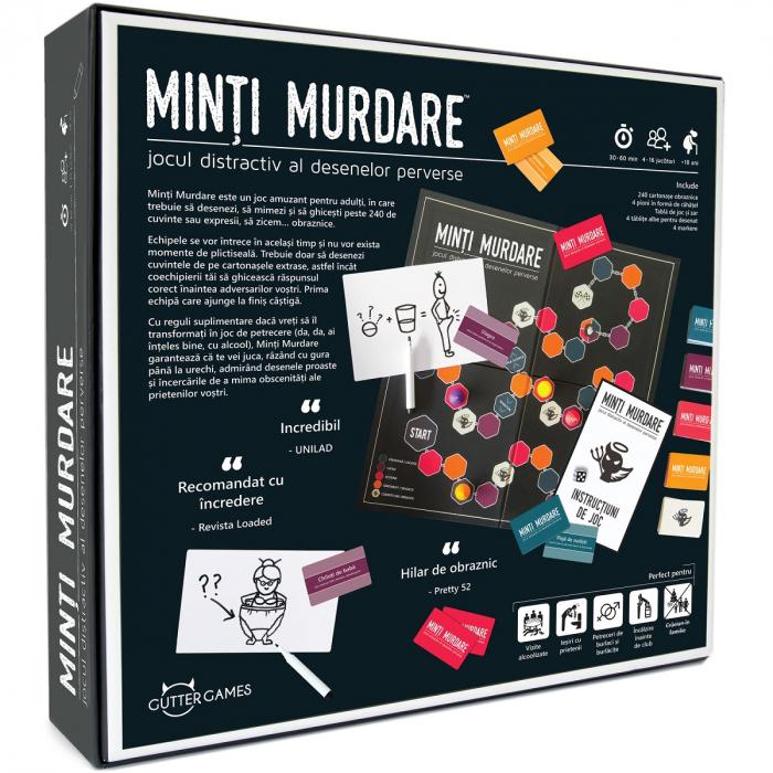 Joc Minti Murdare 4