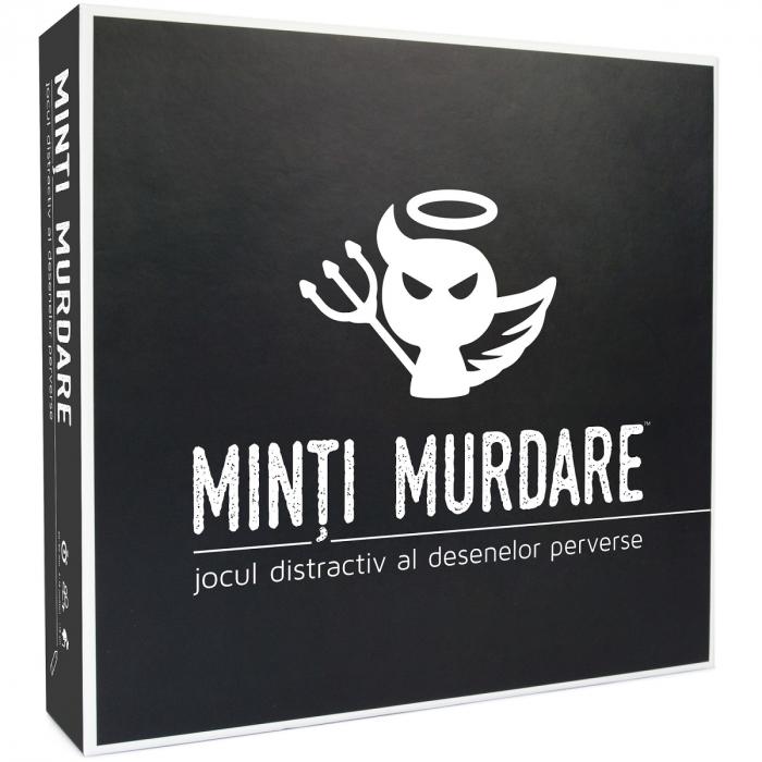 Joc Minti Murdare 0