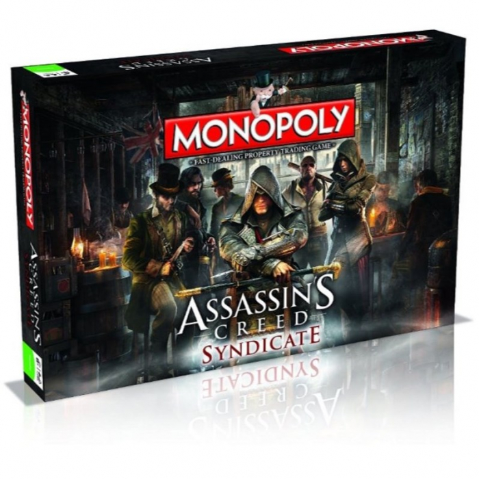 Joc Monopoly - Assassin s Creed Syndicate