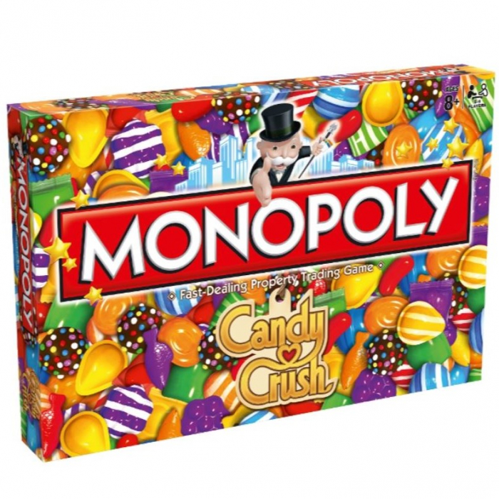 Joc Monopoly - Candy Crush Soda Saga [0]