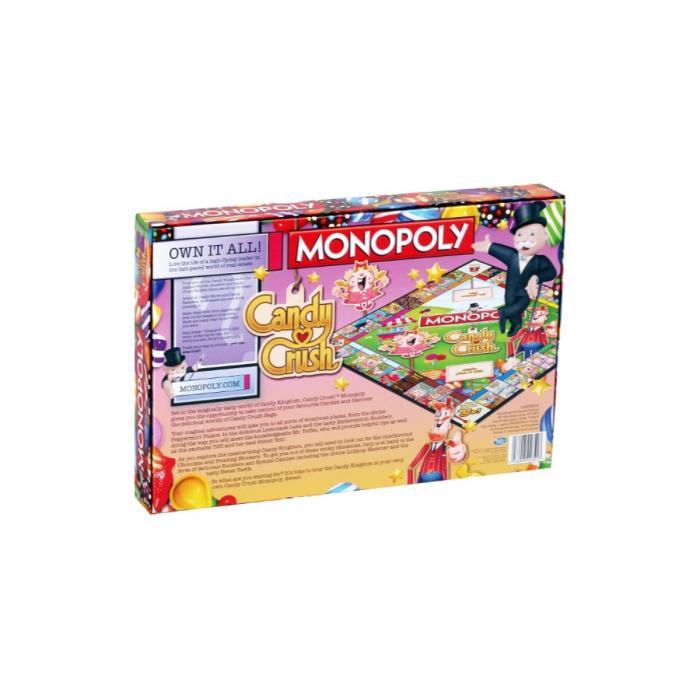 Joc Monopoly - Candy Crush Soda Saga [1]