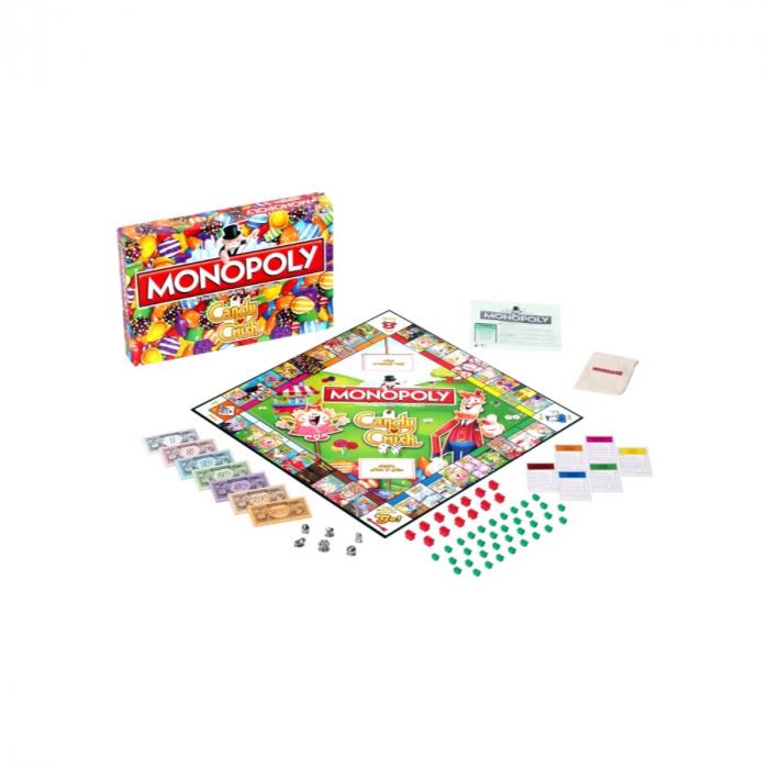 Joc Monopoly - Candy Crush Soda Saga [3]