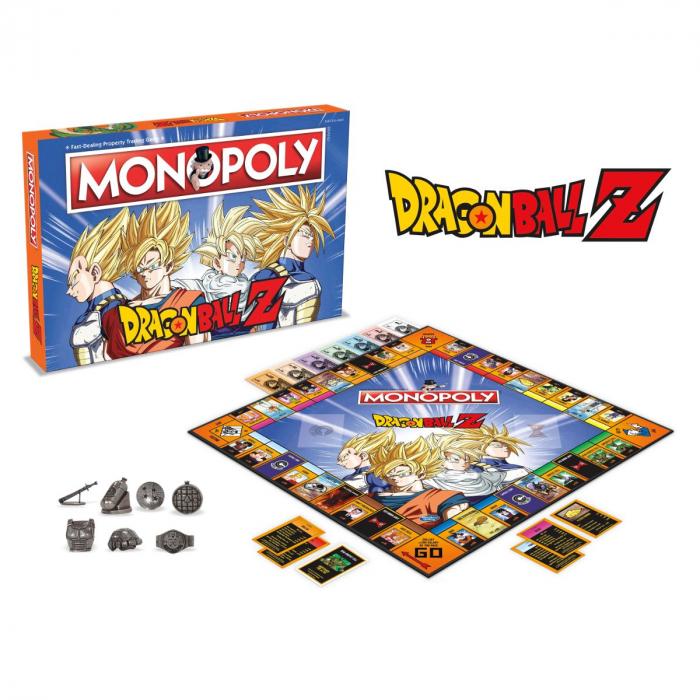 Joc Monopoly - Dragon Ball Z [2]