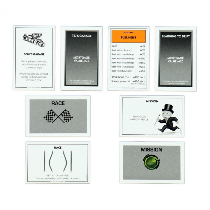 Joc Monopoly - Fast & Furious [3]