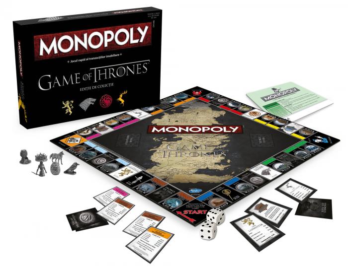 Joc Monopoly - Game of Thrones 3