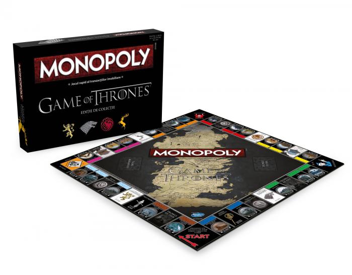 Joc Monopoly - Game of Thrones 2