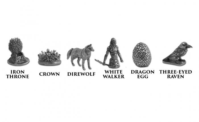 Joc Monopoly - Game of Thrones 4
