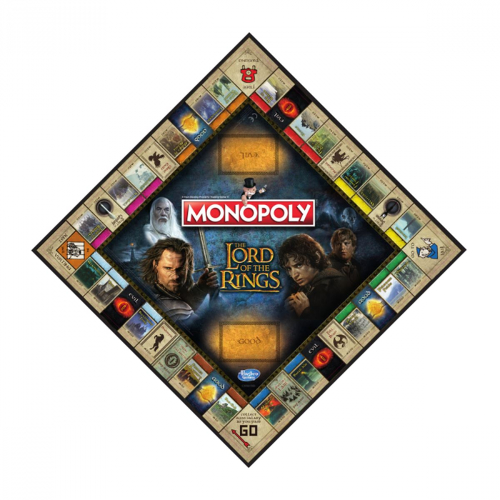 Joc Monopoly - Lord of The Rings 3
