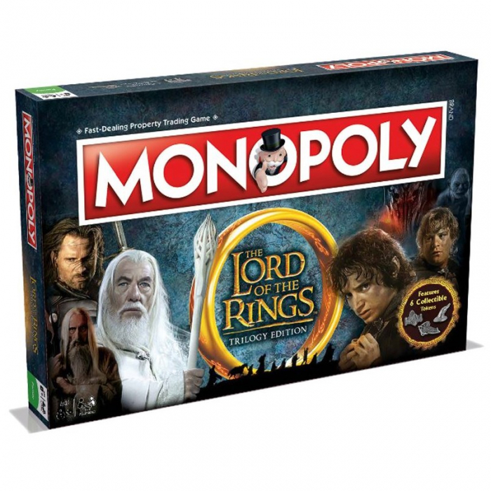 Joc Monopoly - Lord of The Rings 0