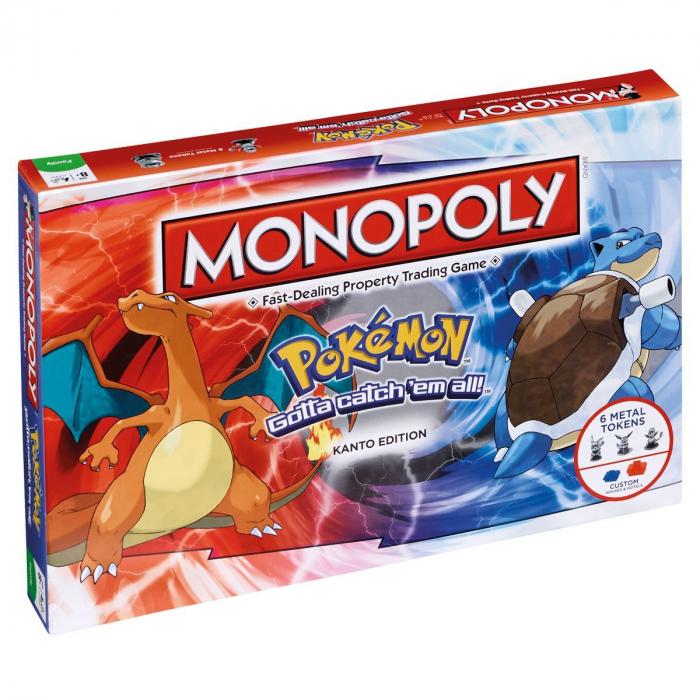 Joc Monopoly - Pokemon 0
