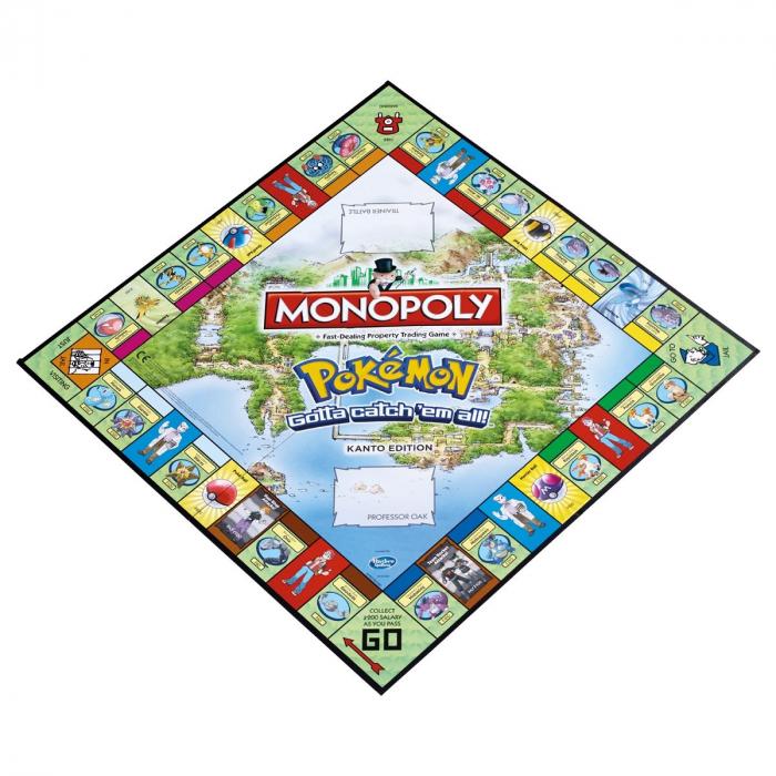 Joc Monopoly - Pokemon 3