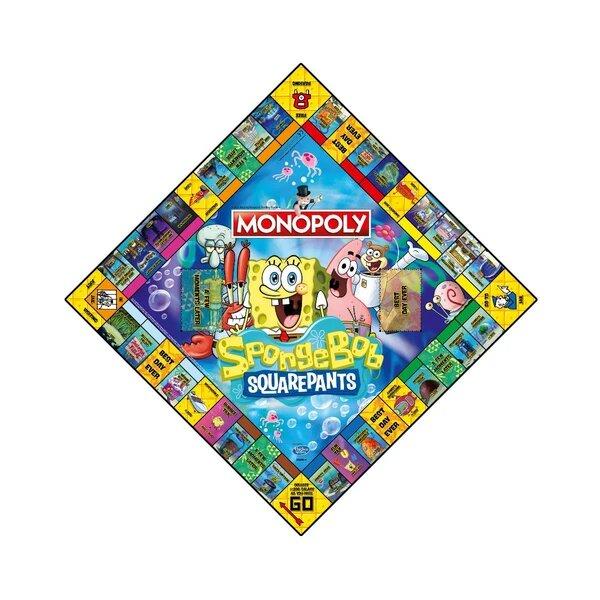 Joc Monopoly - Spongebob Squarepants [1]