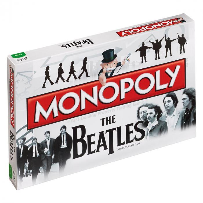Joc Monopoly - The Beatles