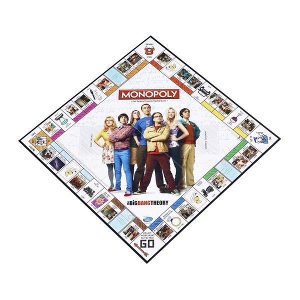 Joc Monopoly - The Big Bang Theory 1