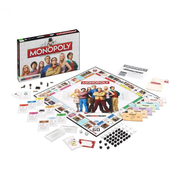 Joc Monopoly - The Big Bang Theory 2