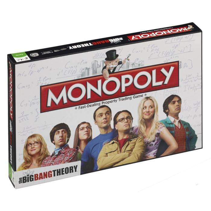 Joc Monopoly - The Big Bang Theory 0