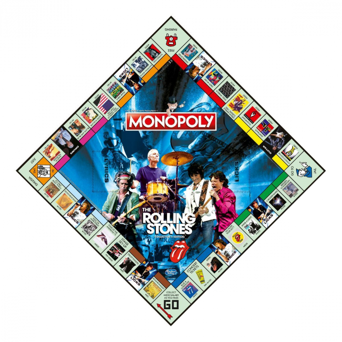 Joc Monopoly - The Rolling Stones 1