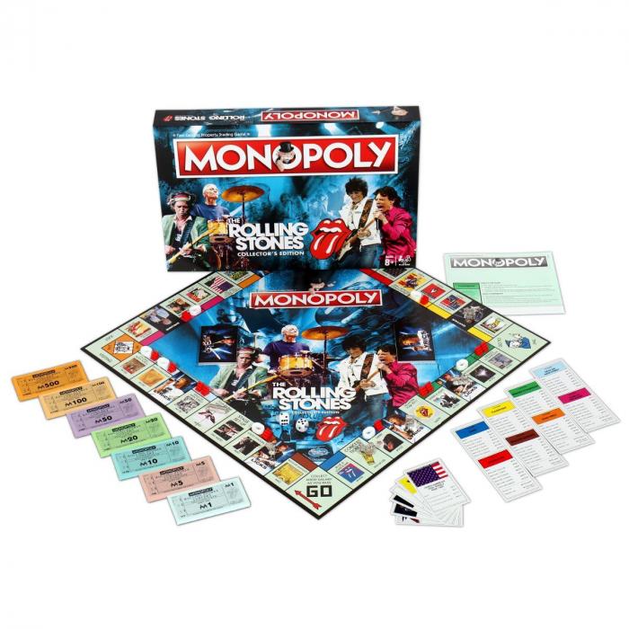 Joc Monopoly - The Rolling Stones 2