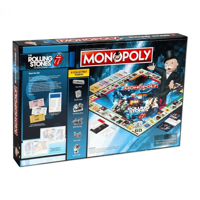 Joc Monopoly - The Rolling Stones 5