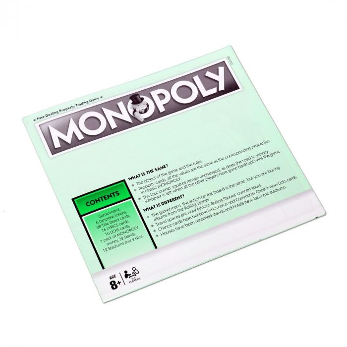 Joc Monopoly - The Rolling Stones 7
