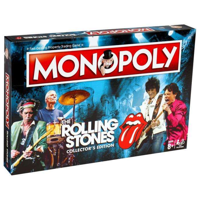 Joc Monopoly - The Rolling Stones 0