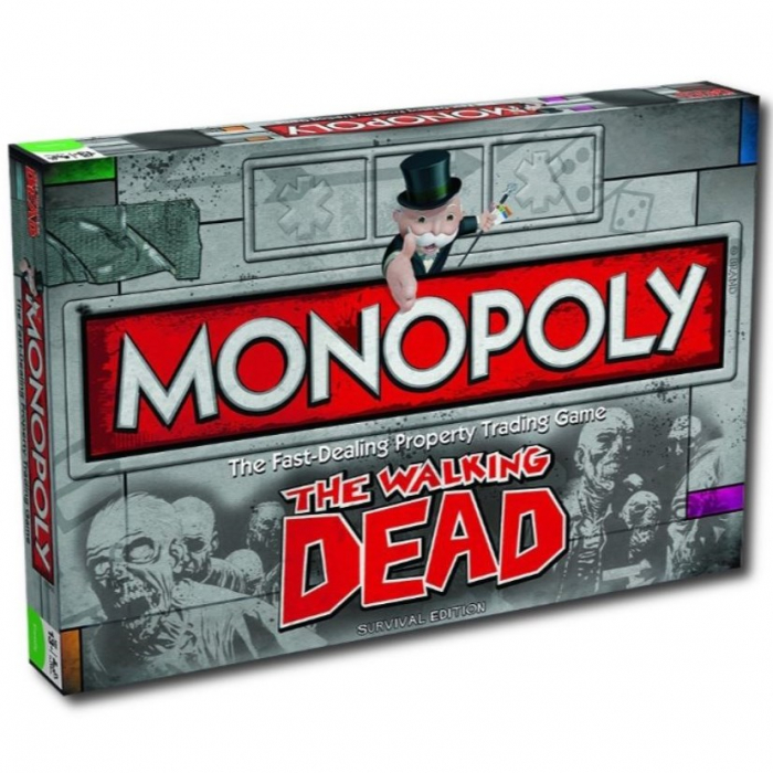 Joc Monopoly - The Walking Dead