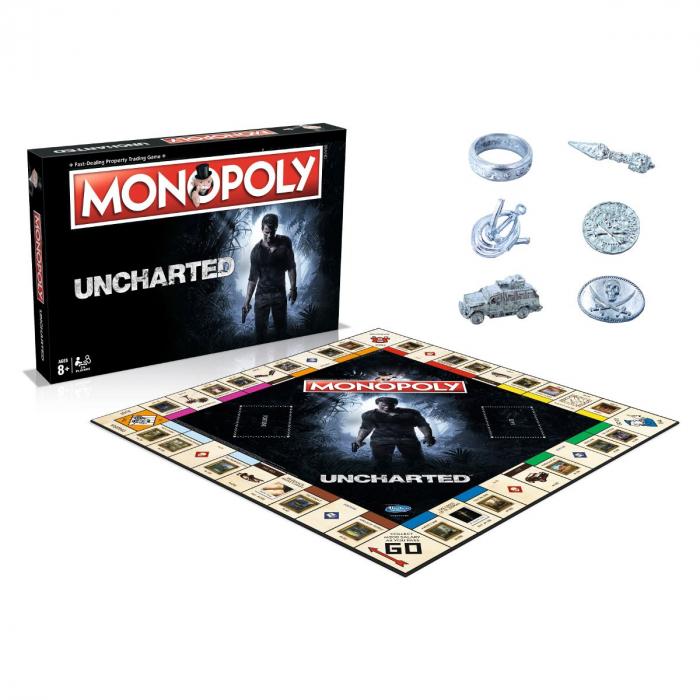 Joc Monopoly - Uncharted 1