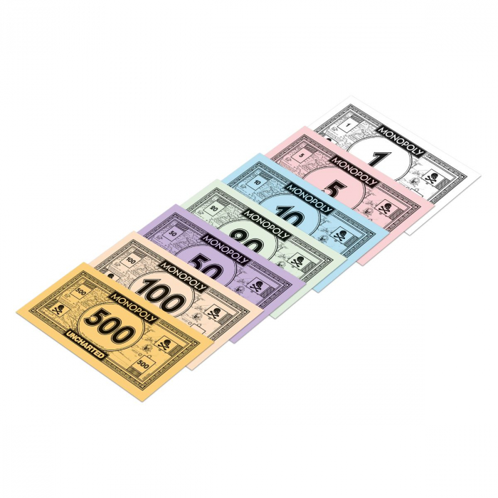 Joc Monopoly - Uncharted 3