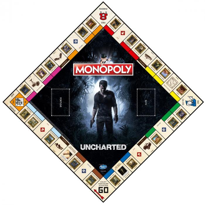 Joc Monopoly - Uncharted 2