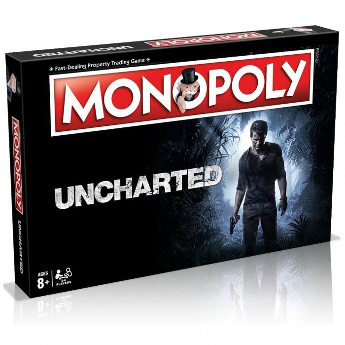 Joc Monopoly - Uncharted 0