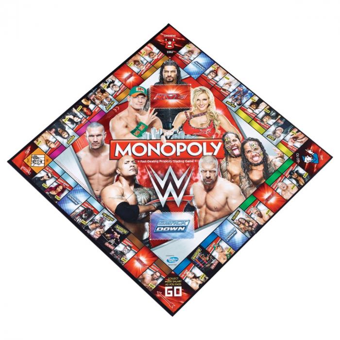 Joc Monopoly - WWE 3