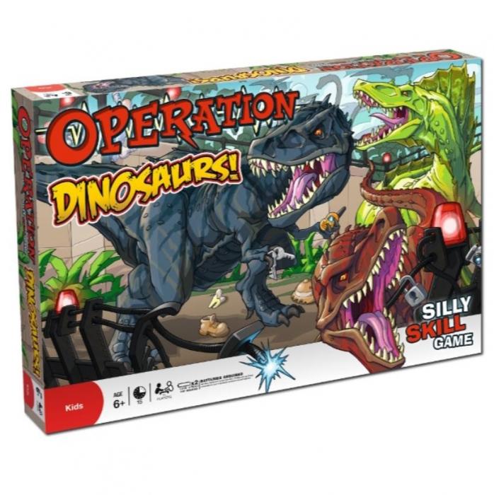 Joc Operation - Dinozaurii