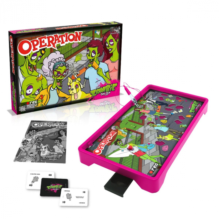 Joc Operation - Zombie 1